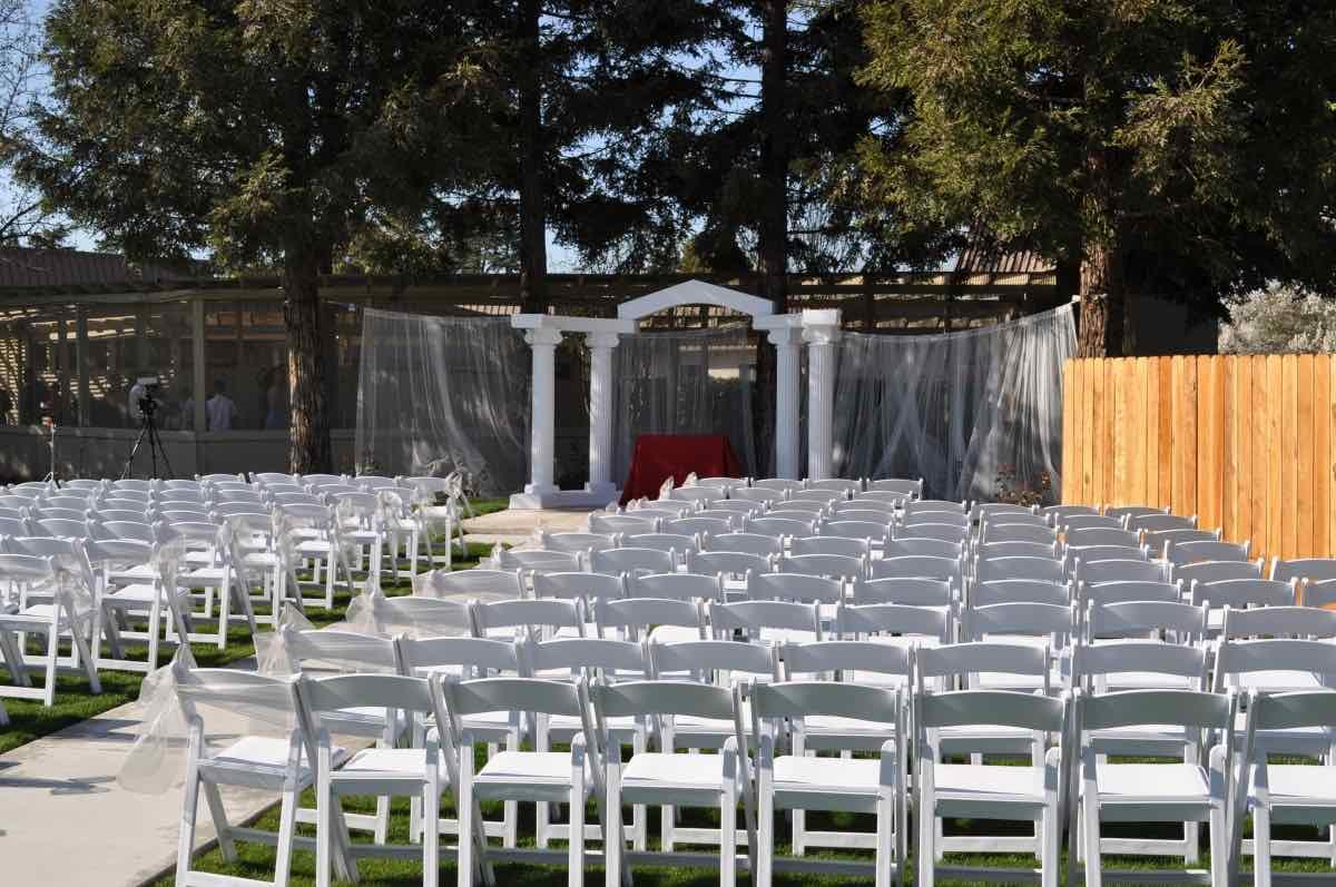 Outdoor wedding venues stockton ca mini bridal for Wedding venues stockton ca